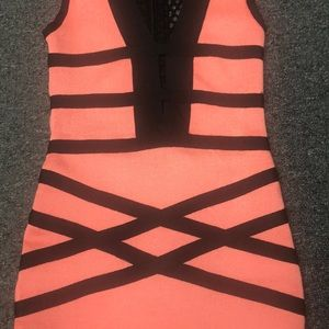 WOW couture Dresses - Wow couture bodycon dress